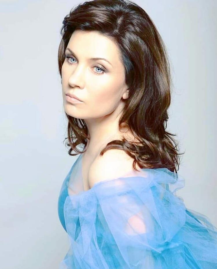 Marina Rebeka - photo by TATIANA VLASOVA