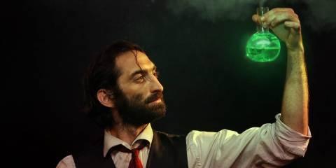 Dr. Jeckyll