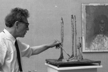 Giacometti by Paolo Monti