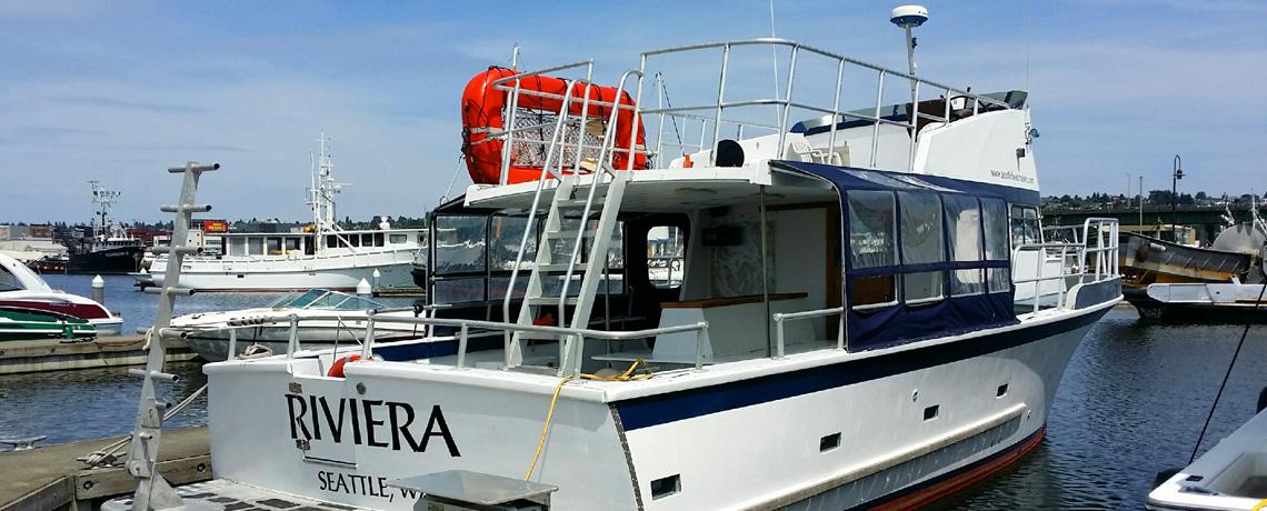 Seattle Riviera Boat Cruises 2