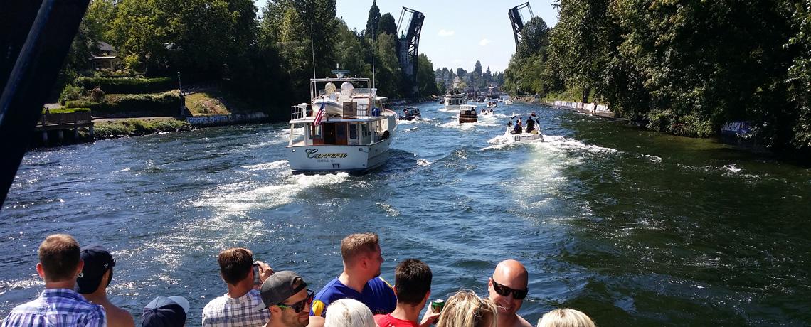 Seattle Riviera Boat Cruises 5