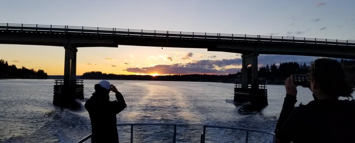 Seattle Riviera Boat Cruises 1 – Best Sunset