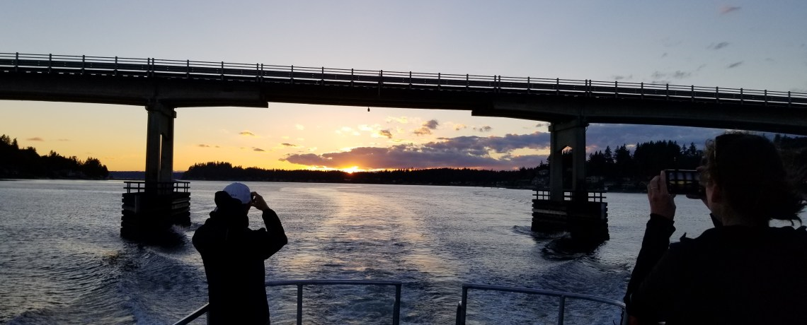 Seattle Riviera Boat Cruises 1 – Best Sunset