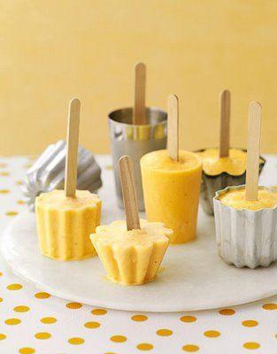 Gelato magico ricetta ghiaccioli alla frutta per tutti i bambini