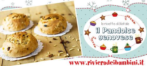 Ricette di Natale la ricetta tipica del pandolce genovese
