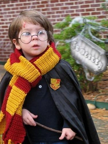 Costumi di Halloween per tutta la famiglia Harry Potter