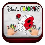 App per Bambini Disegni da colorare