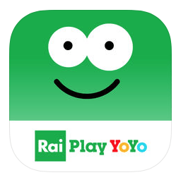 App per Bambini RaiPlay YoYo