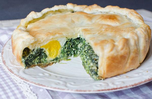 Ricette per picnic con i bambini ricetta torta salata di verdure