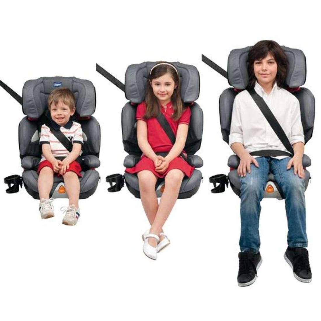 Viaggiare in sicurezza seggiolino per bambino