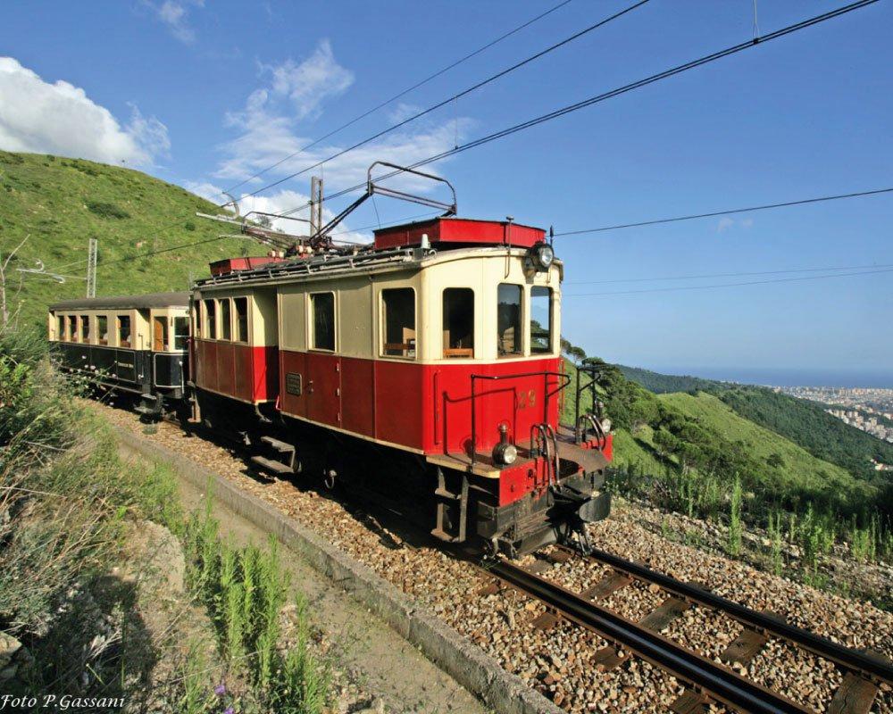 Trenino di Casella Genova Righi