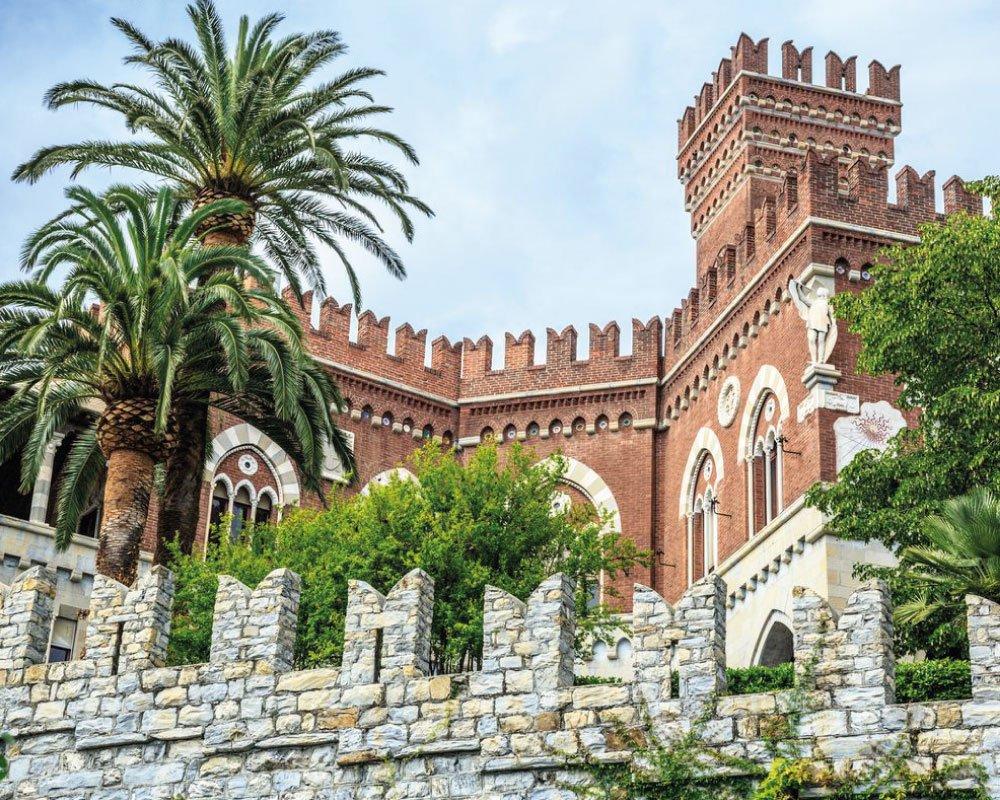 castello albertis Genova