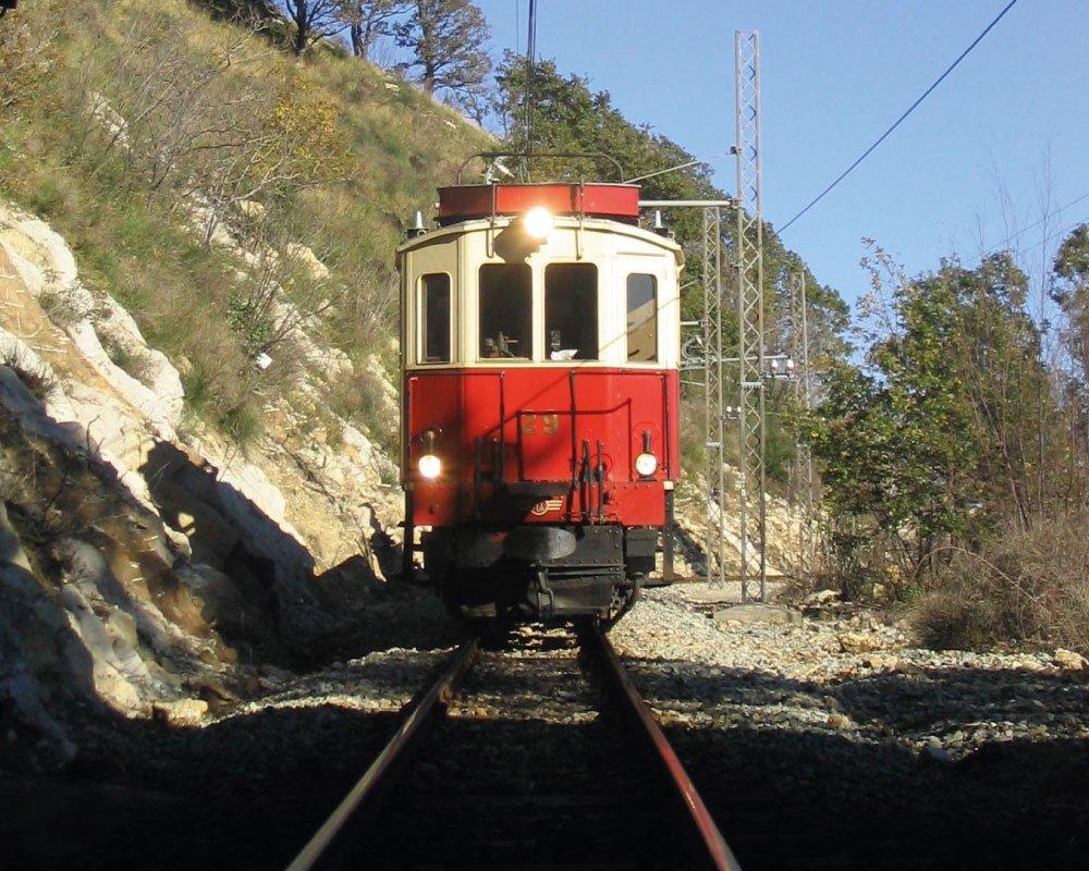 Trenino di Casella Genova