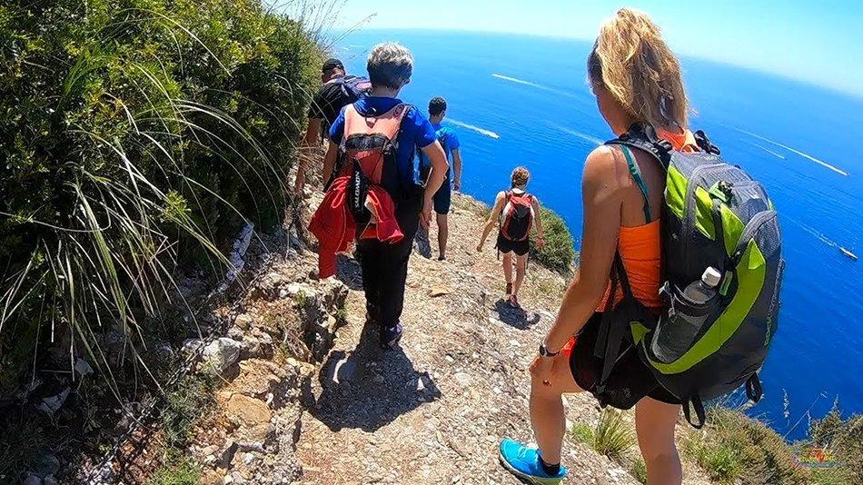 Passeggiata sul monte di Portofino da San Rocco a San Fruttuoso