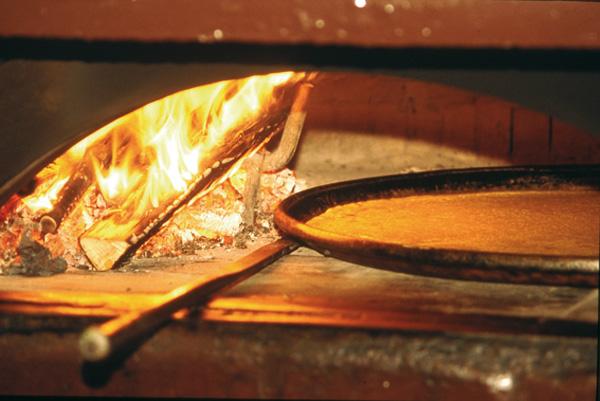 Ricetta street food ligure la tipica farinata