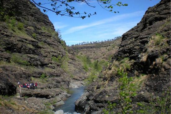 Sassello escursione sul monte Beigua