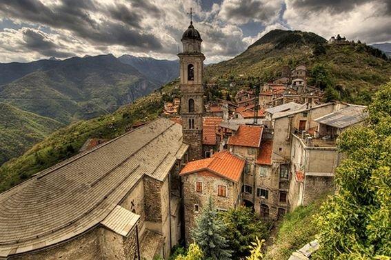 Triora i borghi più belli italia