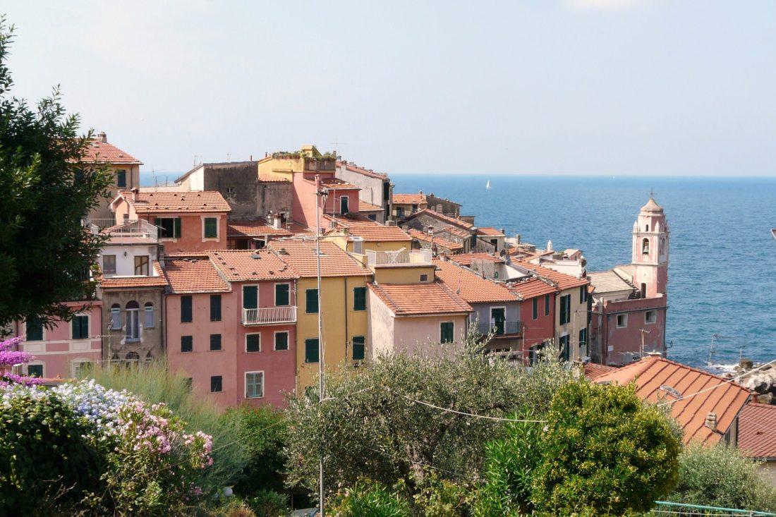 Tellaro Lerici Panorama