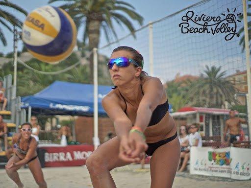 beach volley a finale ligure
