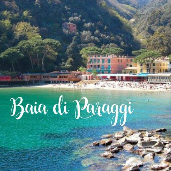 Spiagge più belle della Liguria Baia di Paraggi