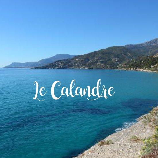 Spiagge più belle della Liguria Le Calandre