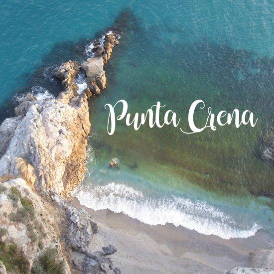 Spiagge più belle della Liguria Varigotti Punta Crena