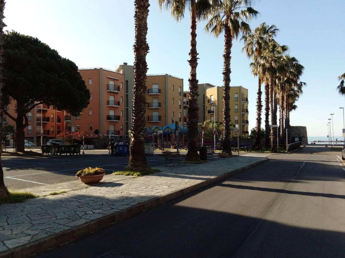 San Bartolomeo Al Mare via all'interno del paese