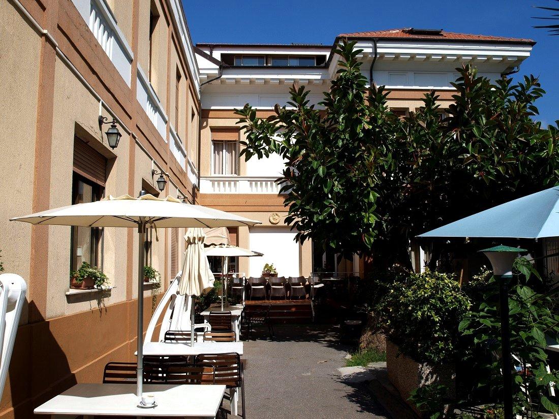 giardino hotel delle rose