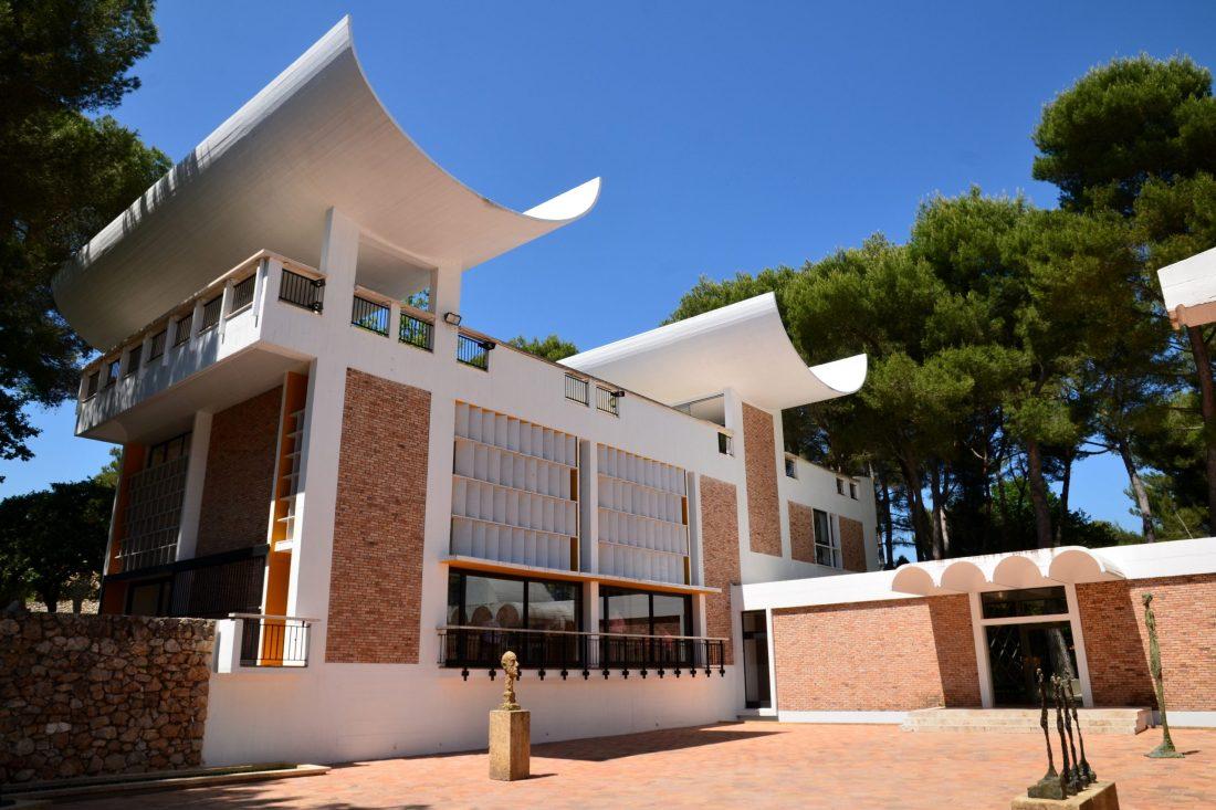 Costa Azzurra e la Fondation Maeght