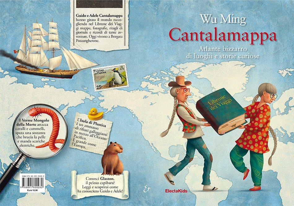 Cantalamappa Wu Ming copertina