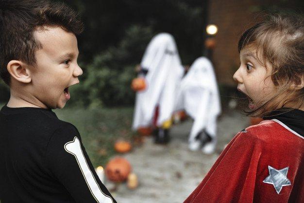 bimbi e Fantasmi