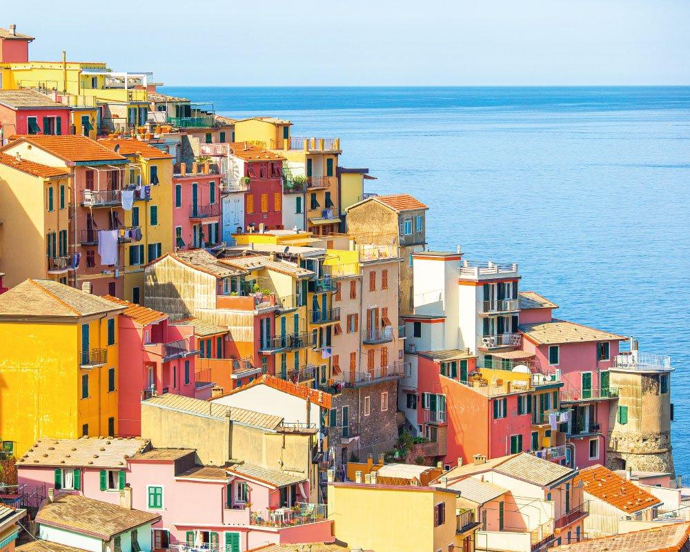 Cinque Terre in Liguria