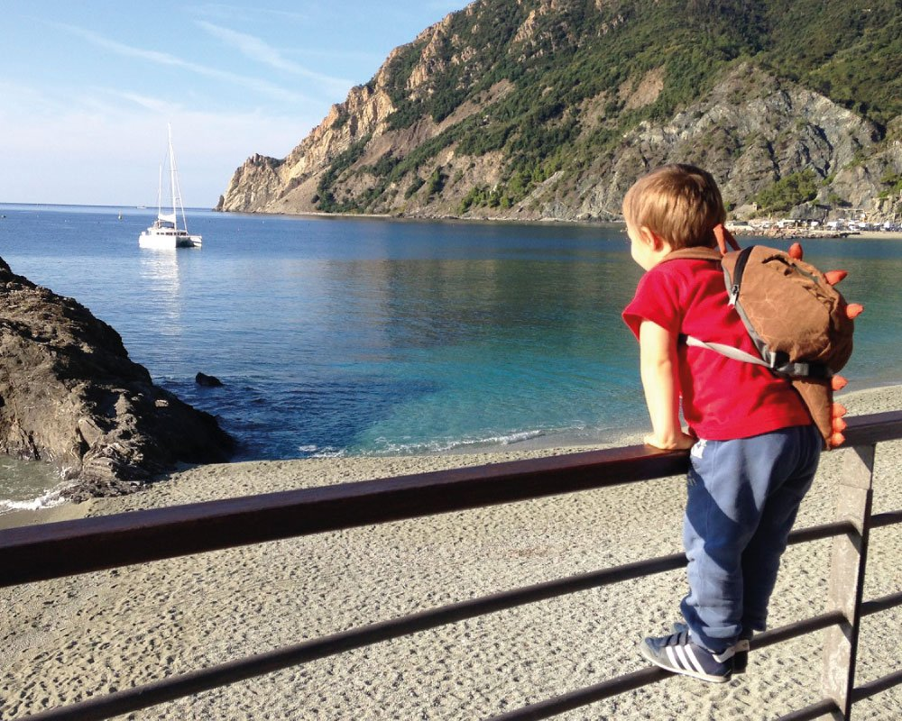 Alla scoperta della Liguria con i bambini