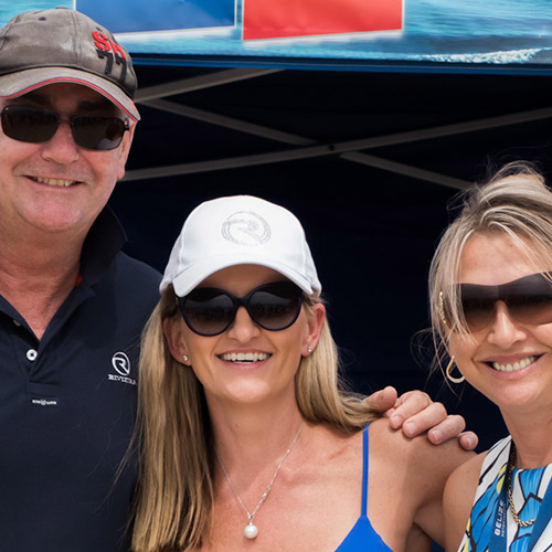 R Marine Jones adds festive flavour in Queensland, Australia