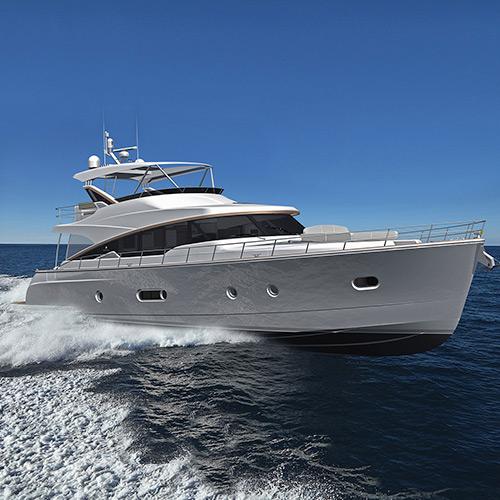 Belize commences build of versatile flagship 66 motor yacht