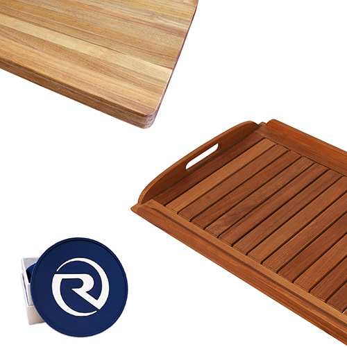 More genuine accessories for your Riviera or Belize motor yacht