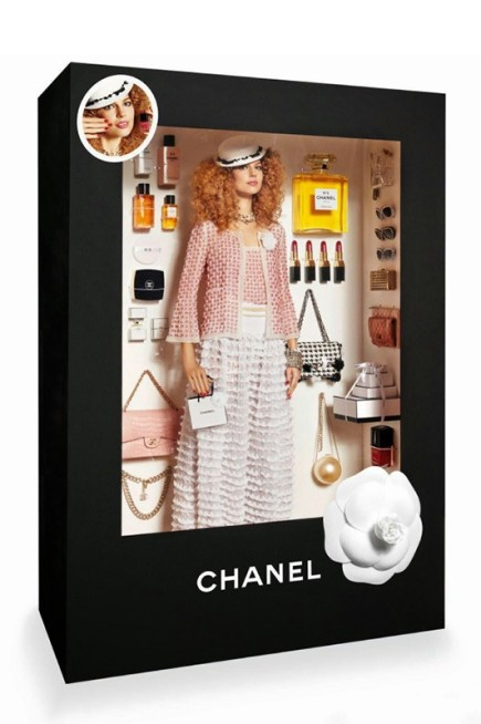 barbie chanel Vogue Paris panoplies