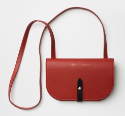 Celine-Strap-Clutch-Red-1400