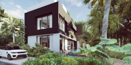 TULUM LUXURY DUPLEX, FULLY FURNISHED AND EQUIPPED