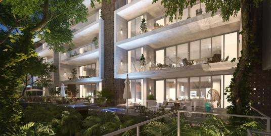 LUXURY CONDO FOR SALE IN PLAYACAR, Suite 105