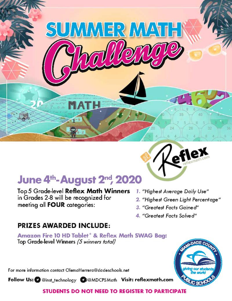 challenge Flyer