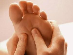 foot massage dallas