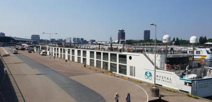 Ruyterkade Oost Parkeren