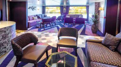 Club lounge TUI Skyla