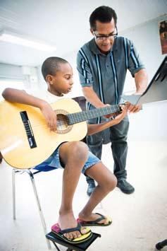 Ecole de musique - Martinique - Rivière-Salée