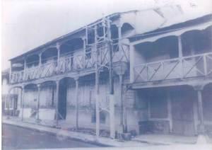 école des garçons Rivière-salée Martinique - photos anciennes