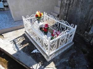 Concession cimetière - Rivière-Salée