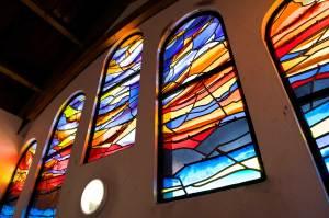 Eglise de Riviere-Salee - Reconstruction