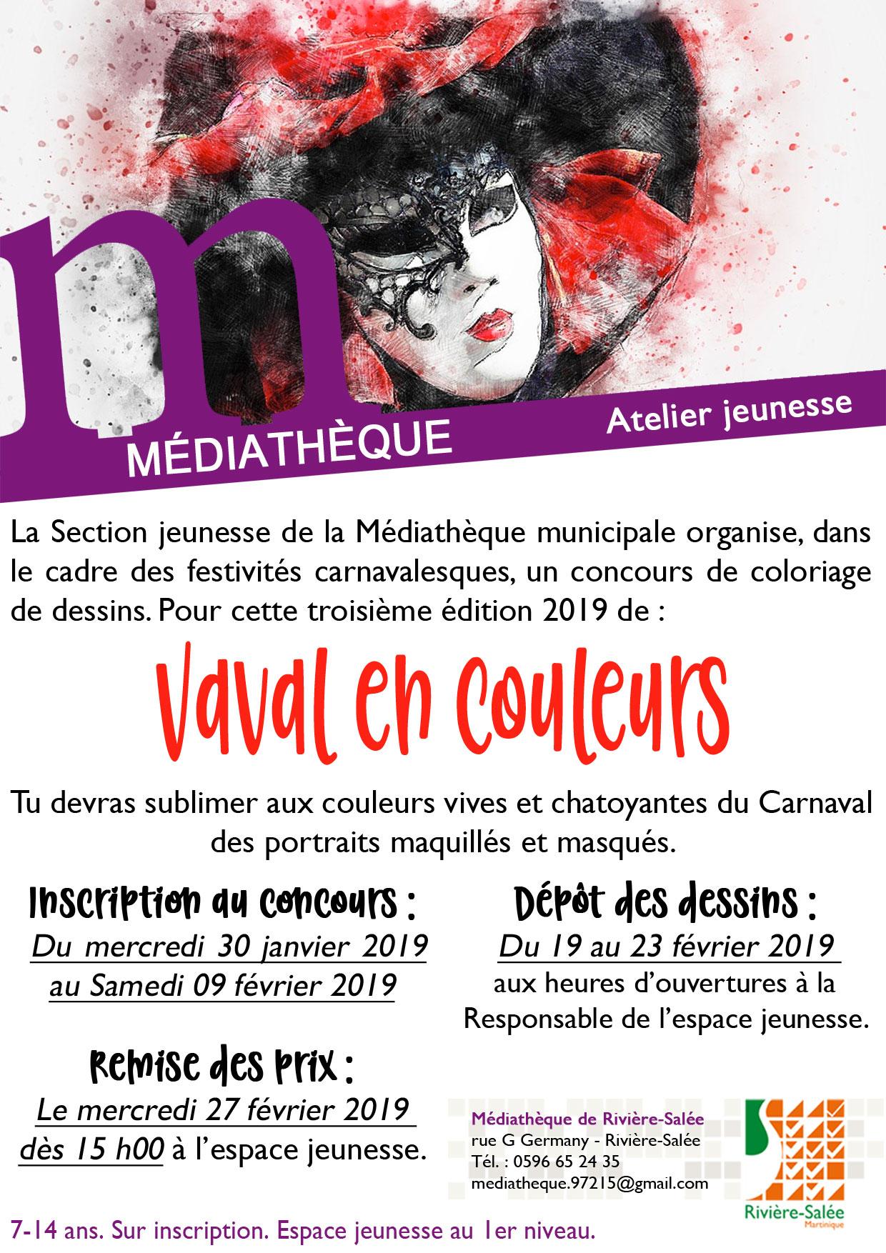 Coloriage Carnaval Martinique.Concours De Dessin Vaval En Couleurs Derniers Jours