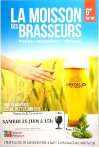Poster Moisson des Brasseurs